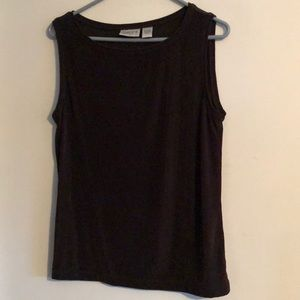 Chicos travelers to sleeveless tank top large 12